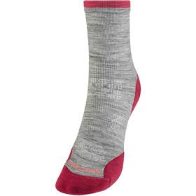 Smartwool Run Cold Weather Mid Crew Socks Women, grigio